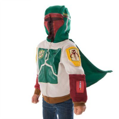 Jerséi capucha infantil Boba Fett, Star Wars