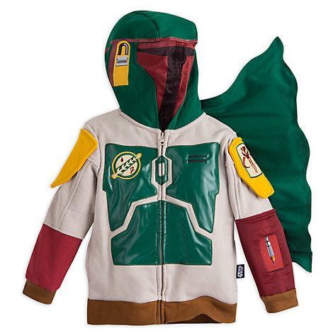 Boba Fett Hoody For Kids, Star Wars