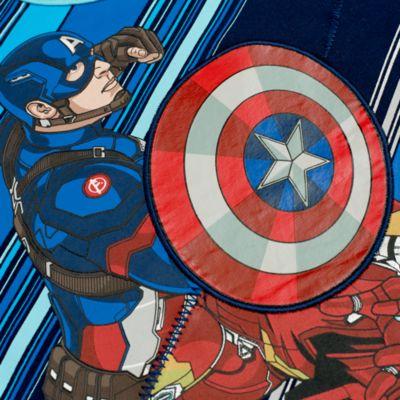 Marvel Avengers Captain America T-Shirt And Shorts Set For Kids