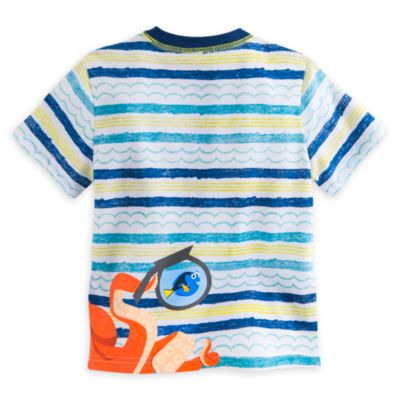 Ensemble t-shirt et short Le Monde de Dory