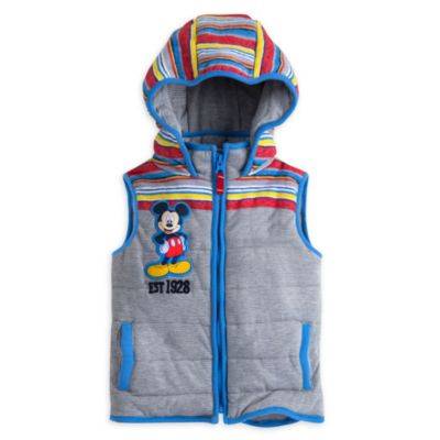 Mickey Mouse Gilet For Kids