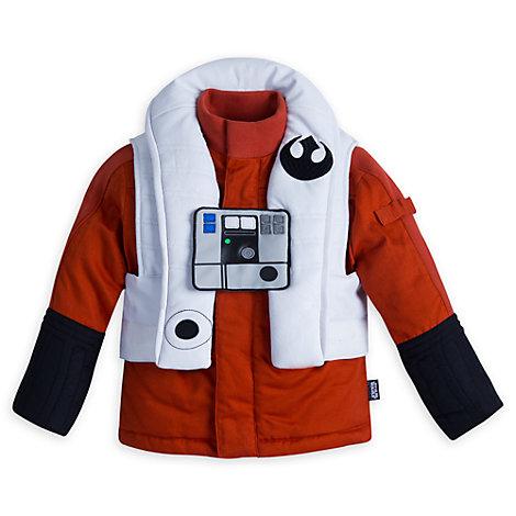 Poe Jacket For Kids, Star Wars: The Force Awakens