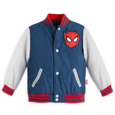 Spider-Man Varsity Jacket For Kids