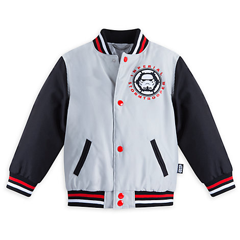 Star Wars Varsity Jacket For Kids