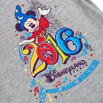 Disneyland Paris 2016 Body Suit, Grey