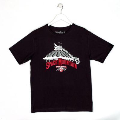 Disneyland Paris Space Mountain Men's T-Shirt