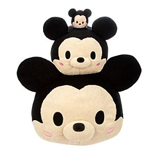 Mickey Mouse Tsum Tsum Soft Toy Collection