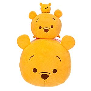 Winnie the Pooh Tsum Tsum Soft Toy Collection