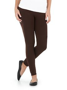 Brushed Back Fleece Seamless Leggings