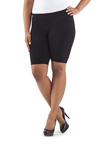 Plus 19'' Bikeshort Leggings