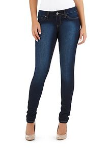 YMI Faux Front Pocket Super Skinny Jeggings