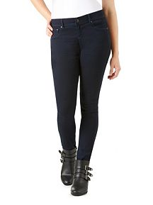 Dark Wash 5 Pocket Skinny Jeans