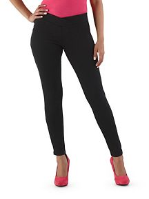 Crossover Waist Band Ponte Leggings
