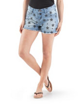 /product/Star-Print-Denim-Cut-Off-Shorts/155944.uts