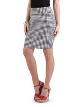 /product/Houndstooth-Print-Pencil-Skirt/157009.uts