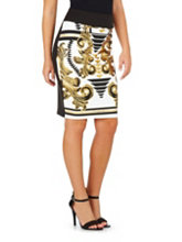 /product/Scroll-Print-Foil-Pencil-Skirt/158944.uts