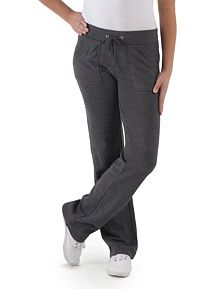 Drawstring Front Pocket Active Pant