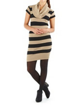 /product/Cap-Sleeve-Ribbed-Striped-Cowl-Neck-Sweater-Dress/158565.uts