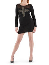 /product/Long-Sleeve-Studded-Cross-Bodycon-Dress/157588.uts