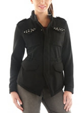 /product/Fleece-Military-Jacket-with-Rhinestone-Studs/159082.uts
