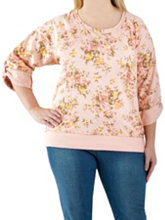 /product/Plus-Floral-Print-Band-Bottom-Pullover/156044.uts