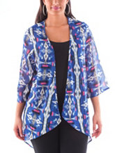/product/Plus-Aztec-Print-Sheer-Long-Open-Cardigan/159434.uts