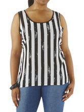 /product/Plus-Striped-Sheer-Front-Tank-with-Contrast-Back/158149.uts