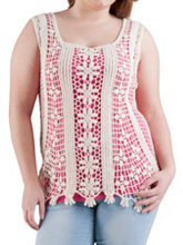 /product/Plus-Allover-Crochet-Tank/156010.uts