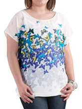 /product/Plus-Sheer-Butterfly-Print-Top/157266.uts