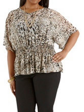 /product/Plus-Sheer-Animal-Print-Dolman-Sleeve-Top/157408.uts