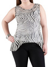 /product/Plus-Sheer-Zebra-Sharkbite-Tank-with-Crochet-Back/157241.uts