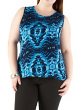 /product/Plus-Sheer-Tribal-Print-Tank-with-Open-Back/157706.uts