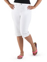 /product/Plus-Super-Stretch-Cuffed-White-Capri/157274.uts