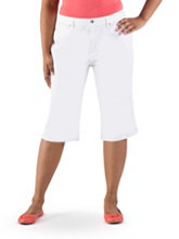 /product/Plus-Super-Stretch-Side-Slit-White-Capri/157387.uts