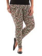 /product/Plus-Multi-Color-Abstract-Aztec-Leggings/159471.uts