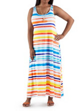 /product/Plus-Multi-Color-Striped-Maxi-Dress/157282.uts