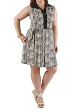 /product/Plus-Tribal-Print-Tie-Waist-Dress/157455.uts