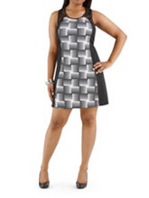 /product/Plus-Geometirc-Print-Illusion-Dress-with-Lace/157627.uts