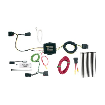 trailer wiring harness - tow vehicle - custom bk 7552344 | buy online - napa auto parts trailer wiring diagram auto auto trailer wiring kits