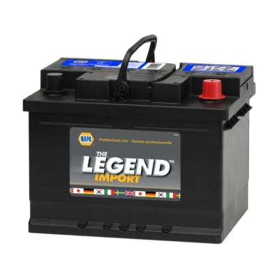 NAPA Vehicle Battery BCI No  96R 600 CCA Wet NAB 96R6 | Product Details
