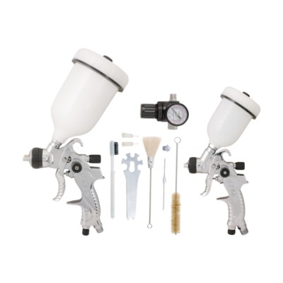 Hvlp Spray Gun Kit >> 2 Piece Hvlp Spray Gun Kit