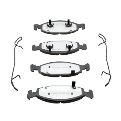 Brake Pads Front Adaptive One Ceramic Ado Ad7660