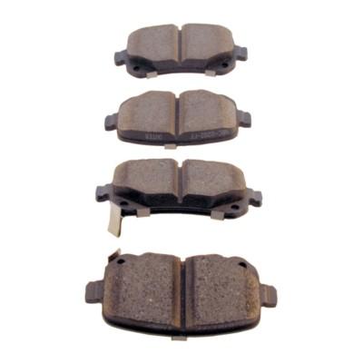 Brake Pads Rear Adaptive One Ceramic Ado Ad8438