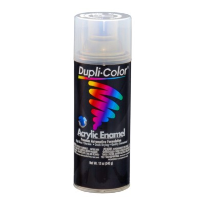 Spray Paint General Purpose Colors Crystal Clear Dc