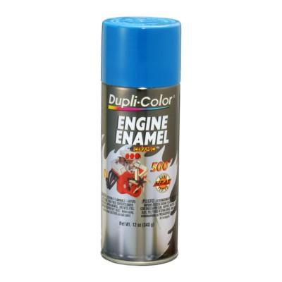 spray paint specialty hi temp chrysler corp blue engine