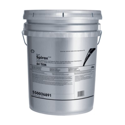 Shell Spirax S4 TXM 10W30 Hydraulic Fluid - 18 9 L SHL 550026891