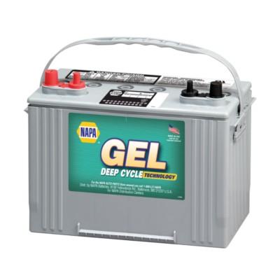 battery marine starting gel group 27 napa batteries bat 8271 buy online napa auto parts. Black Bedroom Furniture Sets. Home Design Ideas