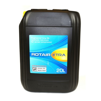 Air Compressor Oil Rotair Xtra Synthetic 8000 Hours Nac