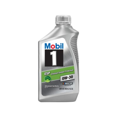 mobil 1 esp formula 0w30 motor oil 1 qt mob 121218 buy. Black Bedroom Furniture Sets. Home Design Ideas