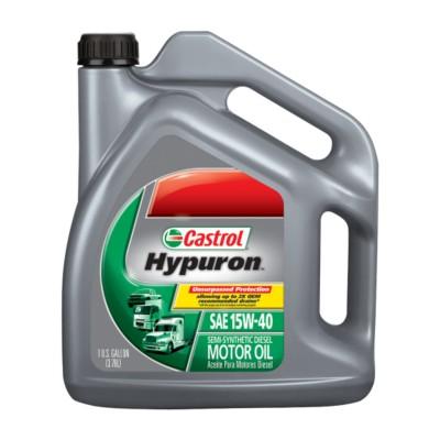 castrol hypuron 15w40 motor oil 1 gal cas 513 buy